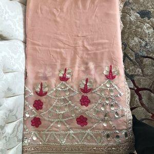 Indian&paksatani style duppatta